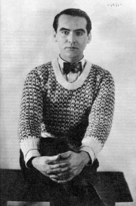Федерико Гарсиа Лорка (1898 – 1936)