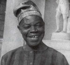 Амос Тутуола (1920 – 1997)