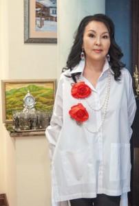 Раушан Нукенова-Буркитбаева2