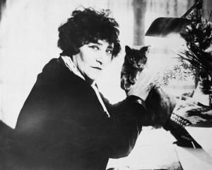 Габриэль Колетт и Франсуаза