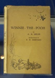 А. А. Милн «Винни-Пух» 1926 года издания