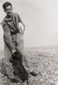 Джордж Оруэлл, Саутволд-Бич, 1934