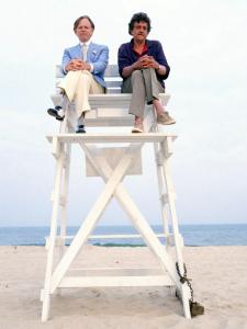 Том Вулф и Курт Воннегут, играющие в спасателей