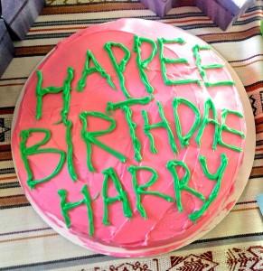 Торт для Гарри