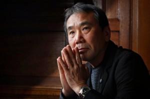 Писатель Харуки Мураками2