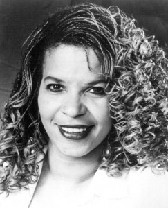 Ntozake Shange by Jeffrey StMary