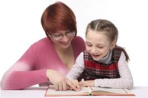 мама с дочкой и книгой9