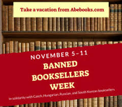 Banned Booksellers Week