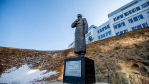 В Приморье открыли памятник Осипу Мандельштаму