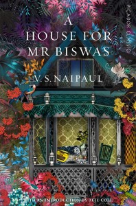 «A House for Mr Biswas» by V.S. Naipaul4