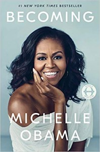 «Becoming» by Michelle Obama1