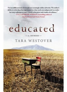 «Educated» by Tara Westover3