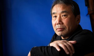 The world-conquering author Haruki Murakami