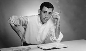 JD Salinger в 1952 году