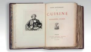 «Le Grand Dictionnaire de kitchen» Alexandre Dumas8