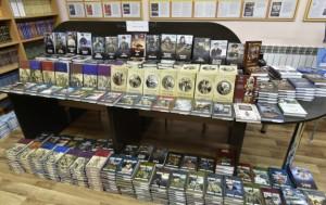 Книги в Арктику