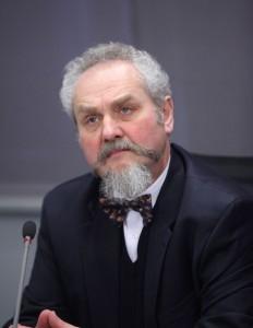 Доктор исторических наук, профессор Андрей Зубов
