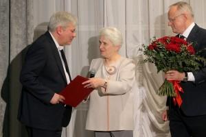 Евгению Водолазкину вручили премию Александра Солженицына