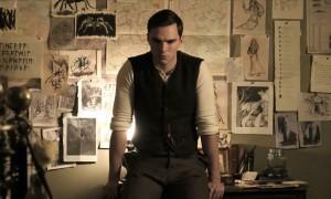 Extraordinary life ... Nicholas Hoult as Tolkien