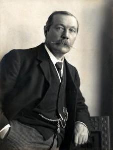 Arthur Conan Doyle10