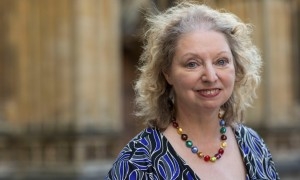 Dame Hilary Mantel, Booker prize winning author