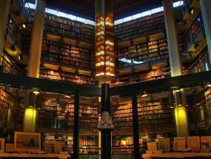 Библиотека редких книг1