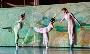 Танцевальный спектакль Four Quartets1