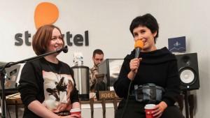 Книжный базар с Галиной Юзефович и Анастасией Завозовой