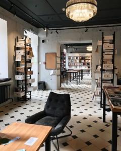 Книжный магазин «Во весь голос»4