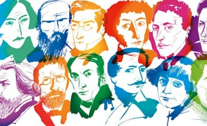 Русские литераторы