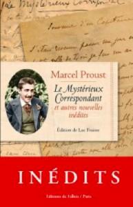 Неизданные новеллы Пруста