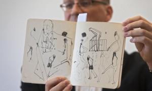 Рисунки Франца Кафки2
