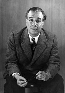 Луис Борхес в 1951 г.
